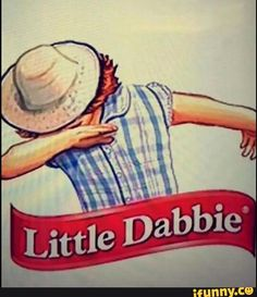1980's -The Little Debbie Cakes 2016-The Little Dabbie Cakes