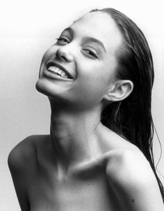 Young Angelina Jolie