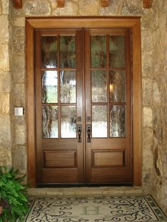 b0c05fb4dbb Classic true divided lite doors Double Front Entry Doors