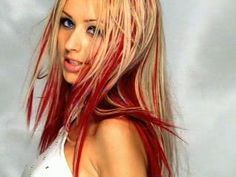 Christina Aguilera, Come on Over, Baby...used to always want that hair style! should i bring it back? lol