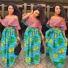 Ankara is setting the trends in the fashion world and the list of styles you can choose from is fast becoming endless. Whatever the occasion or if you are looking for some gorgeous and timeless inspiration, well designed Ankara prints are a staple when it comes to out-of-box kind of...