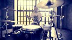 Drum cover by Maxim Potapov - ARCHITECTS - Dead Man Talking #drummer