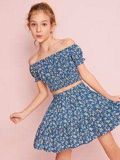 Preteen Girls Fashion, Young Girl Fashion, Kids Outfits Girls, Dresses Kids Girl, Cute Girl Outfits, Girls Fashion Clothes, Cute Outfits For Kids, Fashion Outfits, Cute Clothes For Kids
