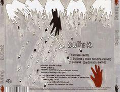 Vanessa Da Silva 2007 Tunng - Bullets (single) [Full Time Hobby FTH042CDS] #backcover