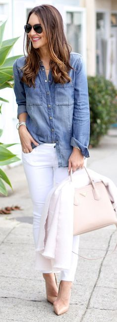 Classic Denim with Macy's x Guess