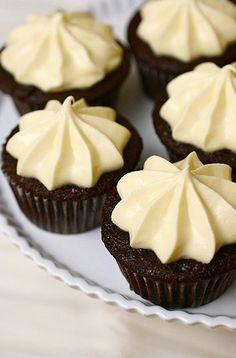 #Chocolate #whisky #cupcakes