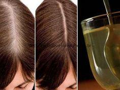Cabelos grisalhos nem sempre são bem-vindos. - Aprenda a preparar essa maravilhosa receita de Elimine os cabelos brancos sem gastar muito com estas 4 receitas naturais