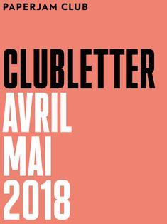 Paperjam Clubletter - Avril 2018