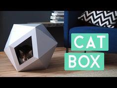 CAT BOX: Das Katzenhaus Aus Karton | Weihnachtsspecial   YouTube