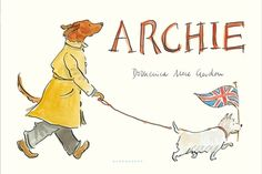 Archie, what a lovely name.