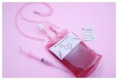 Nurse Aesthetic, Pink Aesthetic, Harajuku, Soda Floats, Images Kawaii, Pastel Galaxy, Mikan Tsumiki, Himiko Toga, Pink Necklace