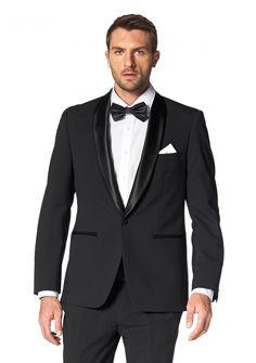 Bruno Banani LM Смокинг С Galonstreifen, Bruno Banani, Otto, Бизнес моды, цена 85,596 KZT. Гламурно, и в истинном стиле: Смокинг…