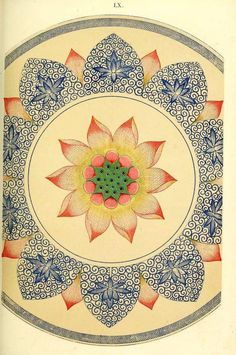 Examples of Chinese ornament Canvas Art - x Lotus Mandala, Mandala Art, Mandela Tattoo, Chinese Ornament, Sand Sculptures, Ceramic Clay, Doodle Art, Pattern Design, Stencils