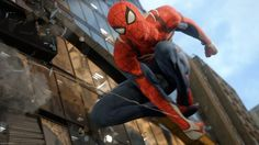 Download Spider Man Swing Wallpaper PS4 Game 1920x1080
