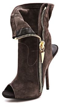 Giuseppe zanotti Alien Peep Toe Booties----I have to have these!!!!!!!!!!