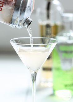 Pear Martini - so delicious!