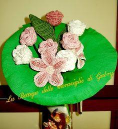 La Bottega delle meraviglie di Gabry: Fiori, fiori, fiori...