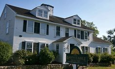 Barnstable House - House of 11 Ghosts in Cape Cod