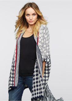 Sweter bez zapięcia Doskonały • 109.99 zł • bonprix