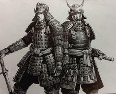 Samurai Women, by Me :) : armoredwomen