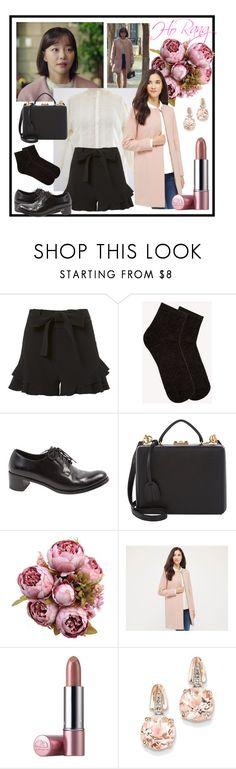"""""""K-Drama: Because It's My First Life #5"""" by lora-86 on Polyvore featuring 10 Crosby Derek Lam, mp Denmark, Jil Sander, Mark Cross, Origins and BillyTheTree"""
