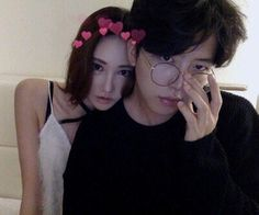Images and videos of ulzzang couple Ulzzang Couple, Ulzzang Girl, Cute Korean, Korean Girl, Cute Couples Goals, Couple Goals, Asian Boys, Asian Girl, Kim Hyuna