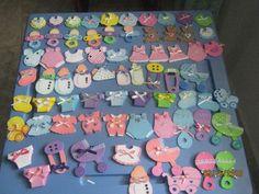 para Baby Shower Grupo de TRABAJOS EN FOAMY, PATRONES, IDEAS ...