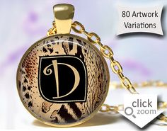SALE - Regular Price $14.95 - Sale Price $11.95 - Save $3 - Limited Time  Initial Artwork Collection #4 --- 16 Initial Artworks & 8 Pendant Bezel Finishes --- Of course, your initial will replace the one shown.  ☛ At the Pendant Treasury it is all about delighting You with a Delightful Pendant Necklace . . . When I walk into a florist shop Im always delighted to see a wide selection of flowers to choose from . . . and, since my goal is to delight you --- instead of just a single artwork I...