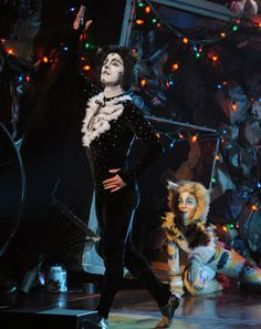 Parker Ford Cda >> CATS - Broadway Musical in New York City-Winter Garden ...