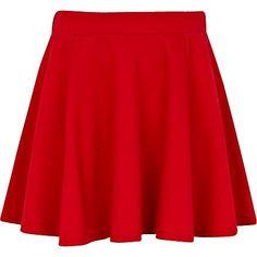 harley quin skater skirt (glue on black diamond pattern/paint on pattern)