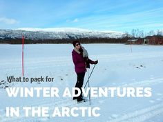 What to pack for the Arctic