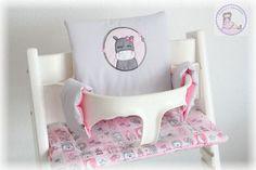 www.muriels-nähatelier.ch - muriels-nähatelier Baby Set, App, Pink, Apps