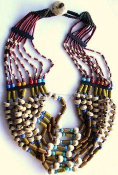 Naga Multi-Strand Necklace, Rare (NP172)