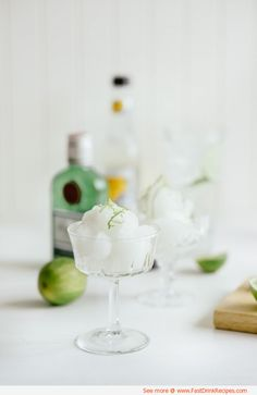Gin and Tonic Sorbet. Check out drinkupdt.com for deals on this drink and more in the Indianapolis area.