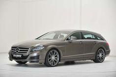Mercedes-Benz CLS Shooting Brake Brabus