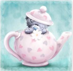 Tatty Teddy, Crochet Teddy, Crochet Bear, Birthday Cards For Mum, Birthday Wishes, Teddy Hermann, Teddy Bear Pictures, Blue Nose Friends, Cute Teddy Bears