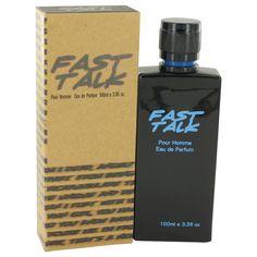 Fast Talk Cologne  By Erica Taylor for Men 3.4oz Eau De Parfum Spray  #EricaTaylor