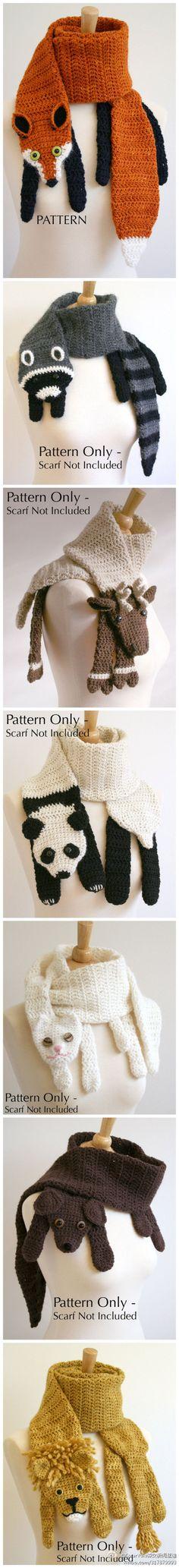 24 best Crochet Animals images on Pinterest | Crochet Animals ...