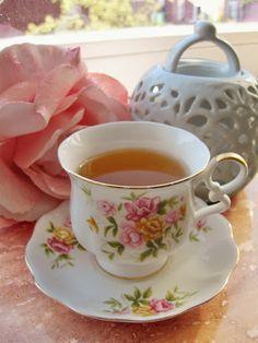 Pretty teacup!