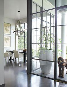 Historic New Orleans House Ann Holden Design Veranda Windows