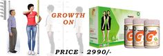 Growth on height is the natural height increase  herbal product and it is  approved and certified by doctor's and specialists. The increase can be height  from 1 to 6 inches.  http://www.growthonheight.in/