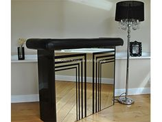 Miami Mirrored Home Bar Unit Modern Furniture And Lighting Bars For