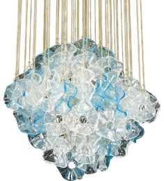 Jellyfish Lamp eclectic-ceiling-lighting