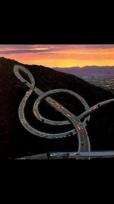 I'd drive this highway. Is this for real?