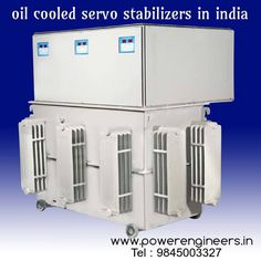 Powerengineers is the leading Manufacturer of Oil Cooled Servo Stabilizers In India.