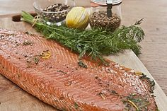 Pickla färsk lax - Kitchen-Basics - Care Your Health Seafood Salad, Seafood Dishes, Fish And Seafood, Shellfish Recipes, Shrimp Recipes, Borscht Soup, Russian Dishes, Homemade Cheese, Bakken
