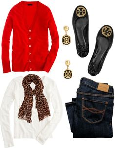 """OOTD Thanksgiving"" by southernbelle on Polyvore"