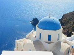 Cruise destinations:Santorini