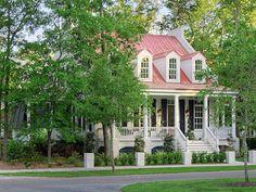 good floor plan and wonderful porch