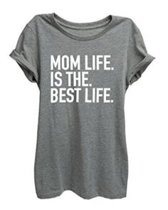 Mom life t shirt